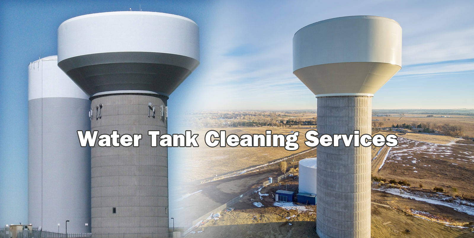 Tank Cleaning @Max Cleaner